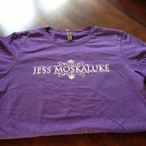 jess moskaluke logo tshirt